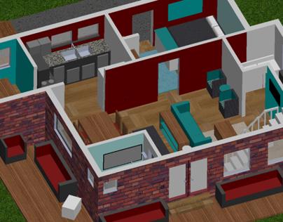 Rapid Prototyping House Design