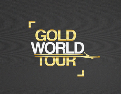Gold World Tour - Marlboro Event Concept