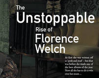 Florence Welch: Editorial
