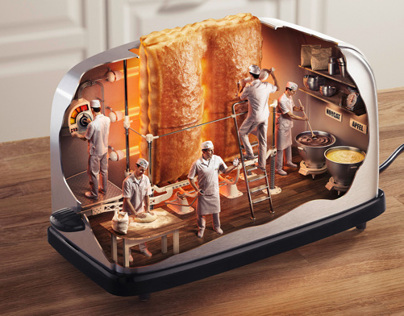 Worlds Smallest Bakery
