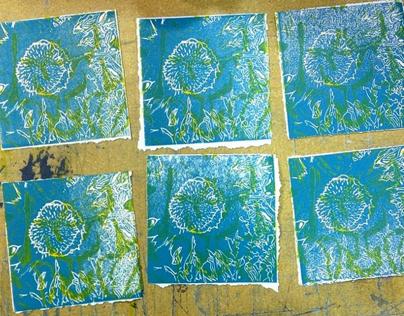 Linoleum Experimentation