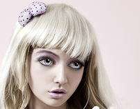 Living Dolls – Photography, Art Direction & Retouching