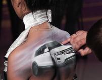 Body-Art for Land Rover