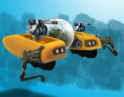 Avatar Submarine