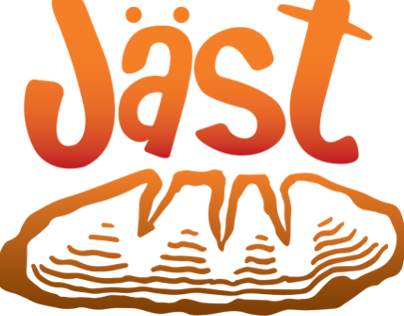 Jäst Swedish Bakery Identity