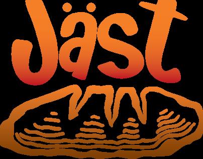 Jäst Swedish Bakery Identity