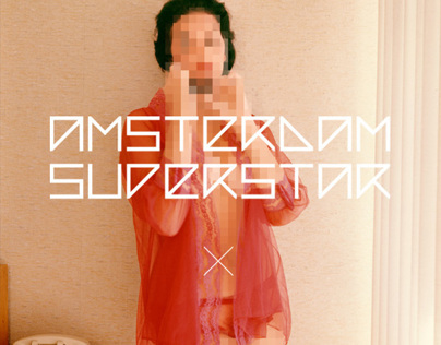 Amsterdam Superstar - font.