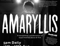Amaryllis @ The Edinburgh Fringe