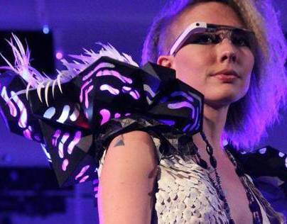 2014 Paper Fashion Show Dress