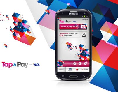 Tap n Pay / Branding development.