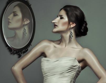 Vanity is ugly