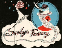 The School of Poetic Activities Sundays Fantasy