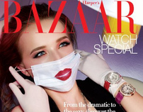 Oral Fixation with Gan - Harper's BAZAAR