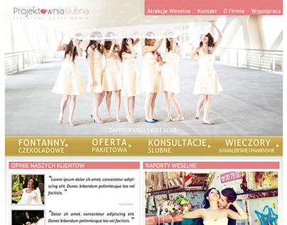 Projektownia ślubna - Bazinga Designs