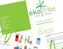 Product Brochure for Ekotribe