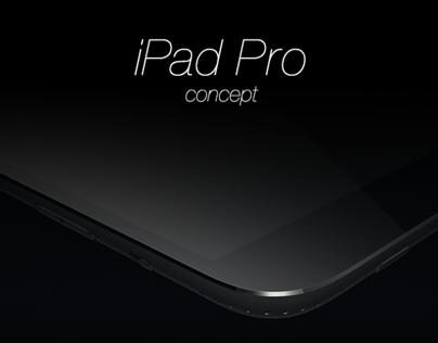 iPad Pro Design Concept