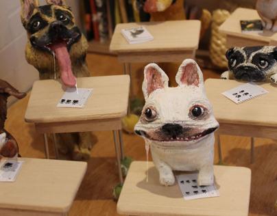 Pavlovs Dogs (Recess begins at 11:00)