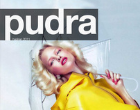 """Pudra"" magazine for Köpük company"