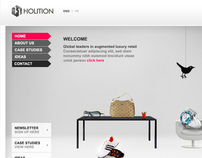 Holition - Website