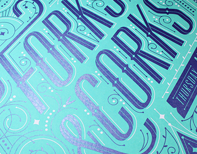 Forks & Corks 2014