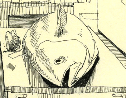 sketchbook: Japan / Italy