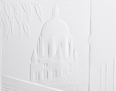 Embossing for Stanford GSB folders