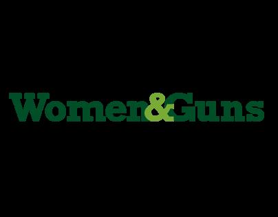 Women & Guns Redesign