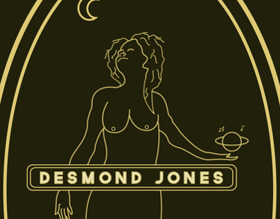 Desmond Jones Band Logo