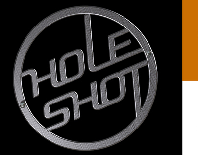 branding Hole Shot moto-parts