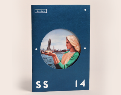 Candela SS14 Lookbook