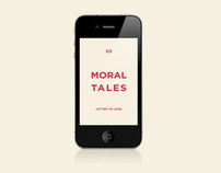 Moral Tales for iPhone