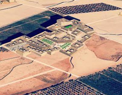 Phase 1- Masterplanning the refugee camp