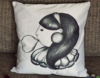 Girls Collection - PILLOWS