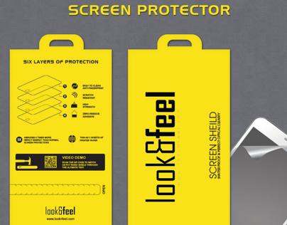 Mobile Screen Protector....Packaging