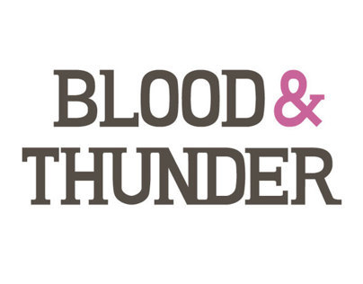 Blood & Thunder Magazine Redesign