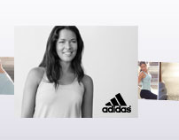 adidas Womens Training Digital Lookbook