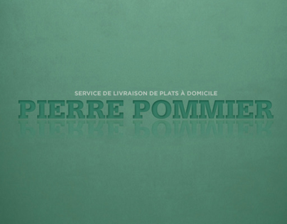 Pierre Pommier ( Home made food delivery )