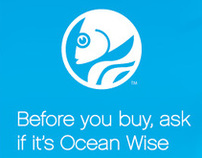 Ocean Wise Brand Awareness Campaign