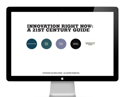 Innovation Right Now - Web Design