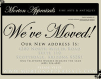 Morton Appraisals: Postcards