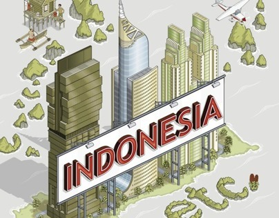 Indonesia Etc - book cover