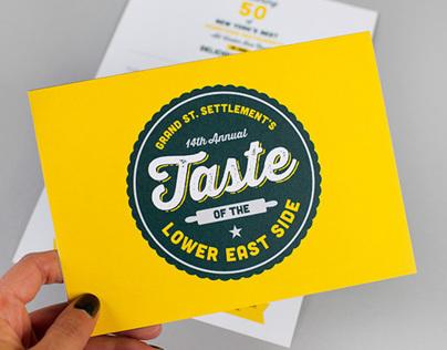 14th Annual Taste of the LES