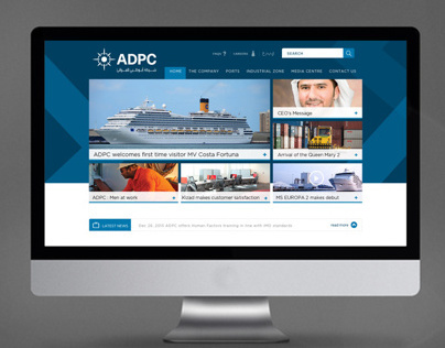 ADPC Dubai Port