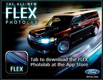 Ford FLEX PhotoLab Mobile App