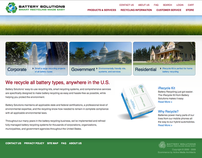 Battery Solutions, Inc. (BSI) Website