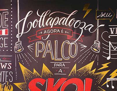 Criatipos on Lollapalooza!