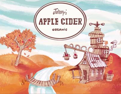 Johnnys Apple Cider & Hard Cider