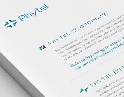 Phytel Inc Brand Identity Proposal