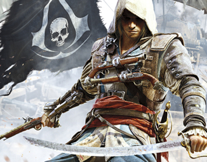 Assassins Creed Black Flag Outdoor Campaign