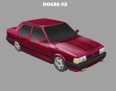 DOGAN SLX - Lowpoly